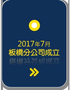 國峯租賃二胎房貸-2017板橋分公司成立